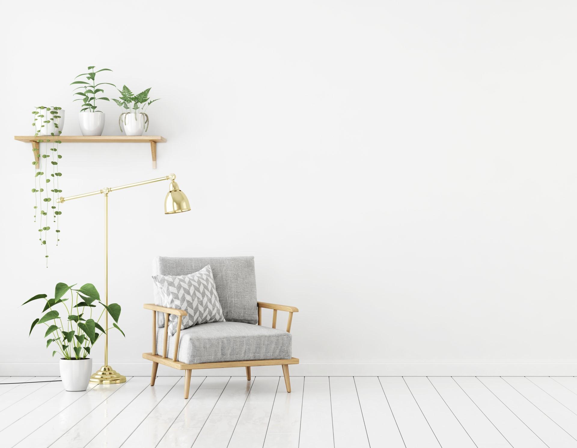 Decoração minimalista: criando uma marca